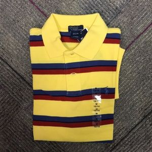 POLO by Ralph Lauren Boys Ss Polo -NWT